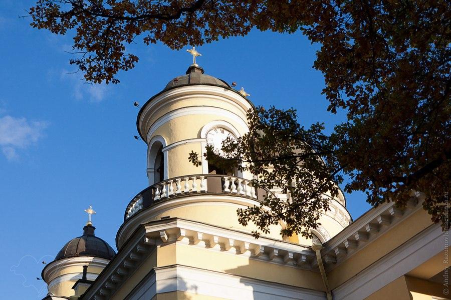 Спасо-Преображенский собор Санкт-Петербург