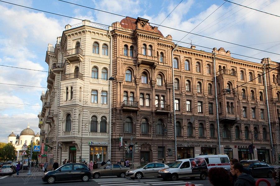 Дом Мурузи Санкт-Петербург