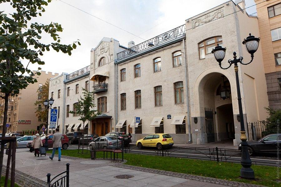 Особняк князя Кочубея Санкт-Петербург