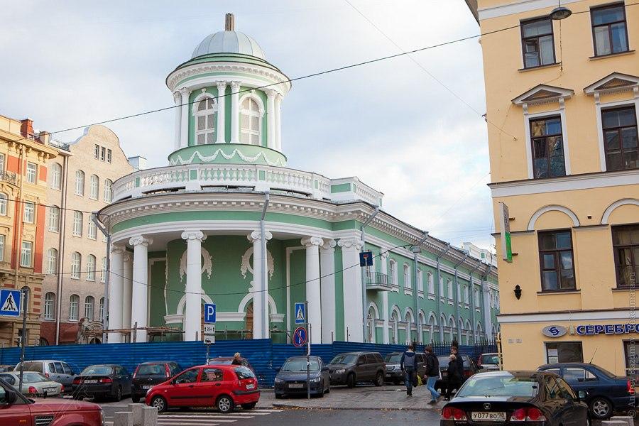 Кирха святой Анны Санкт-Петербург