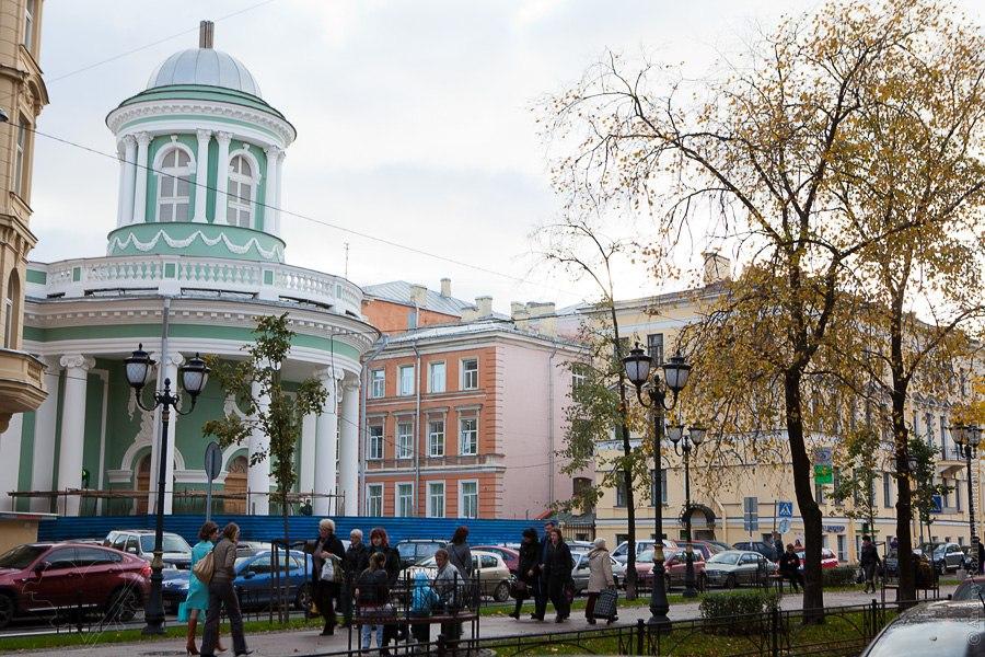 Церковь святой Анны Санкт-Петербург