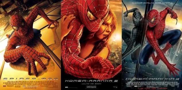 Spiderman Trilogia Online Descargar